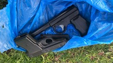 Two guns handed in Bedfordshire