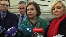 Sinn Féin and DUP clash over direct rule