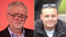 Corbyn threatens Tory MP with legal action over spy claim