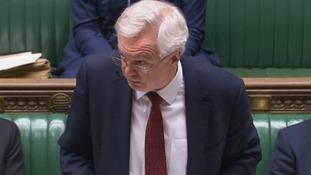 Davis: No sweeping deregulation after Brexit