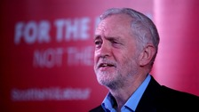 Corbyn vows to curb 'pernicious' power of the City