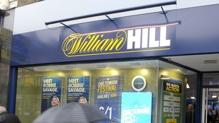 William Hill has received a fine