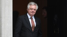 Davis: No 'Mad Max-style' free-for-all post-Brexit