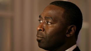 Ex-Man United striker Andy Cole on how his nephew saved his life with organ donation