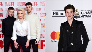 Clean Bandit (left) and Shawn Mendes (right) will be taking to the stage at Sundown Festival.