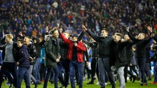 Wigan to carry out inquiry after pitch invasion