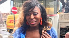 Transgender beautician spared jail over Tube shove