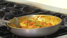 Curry is one of the nation's favourite dishes.