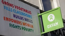Thousands cancel Oxfam donations after sex scandal
