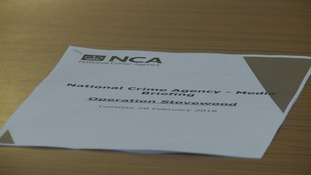 NCA is currently working with 260 victims