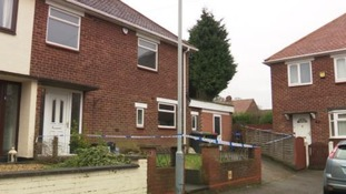 Christopher Pearson was found with life threatening injuries at a house in Hucknall.