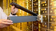 pic of safety deposit box
