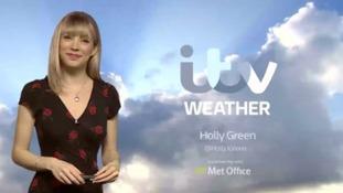 Holly has the latest forecast
