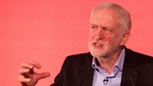 Corbyn launches scathing attack on spying 'lies and smears'