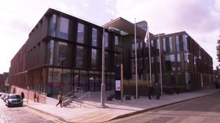 Northamptonshire County Council's headquarters