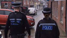 Calls for action to stop attacks on police officers
