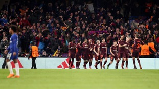 Barcelona come from a goal down at Stamford Bridge to share the spoils against Chelsea in the Champions League