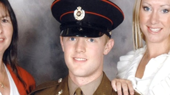 Sapper Mark Quinsey