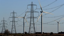 UK produces enough renewable energy to power Britain in 1958