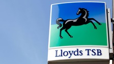 Lloyds hail 'landmark year' as profits surge by 24%