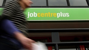 UK unemployment rises for the first time in almost two years