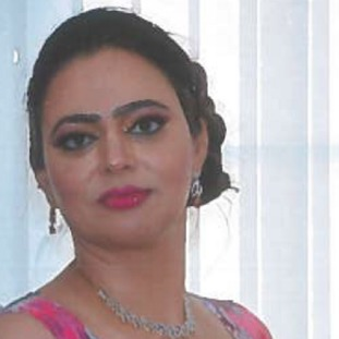Sarbjit Kaur was found unconscious in her own home last Friday