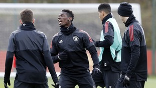 Jose Mourinho looks to take pressure off struggling Paul Pogba ahead of Sevilla clash
