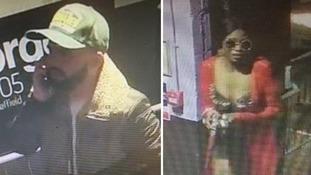 Police seek man and woman over Sheffield nightclub stabbings
