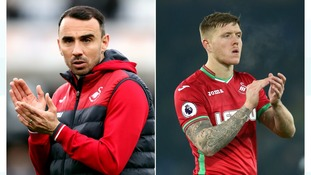 Leon Britton and Alfie Mawson to boost Swansea in clash against Brighton