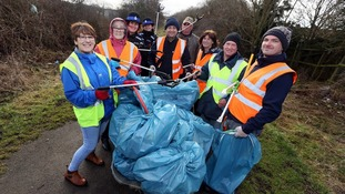 "Litter pickers needed for ""Big Spring Clean"" in County Durham"