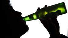 A fifth of drinkers consume 75% of the alcohol in Wales