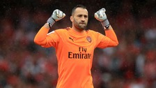 Ospina will start League Cup final, Wenger confirms