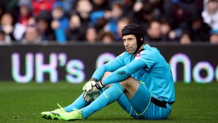 Petr Cech will miss out.