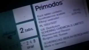 Primodos is a Hormonal Pregnancy Test that first became available in the UK in 1959.