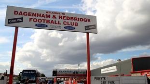 West Ham to play cash-strapped Dagenham & Redbridge in friendly