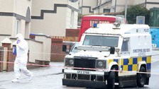 Man arrested amid west Belfast murder investigation