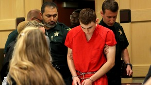 Nikolas Cruz, the Florida shooting suspect.