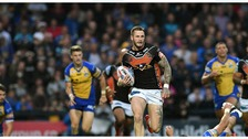 Castleford Tigers sack Zak Hardaker over drugs test