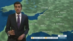 A chilly and possibly frosty start in the West