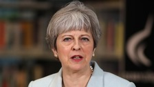 May and Cabinet set for eight-hour Brexit meeting at Chequers
