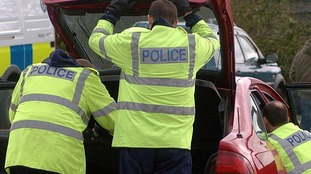 Police officers in the Anglia region face an average of ten assaults per day.
