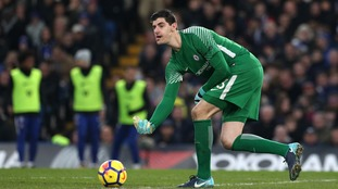 Rumours: Thibaut Courtois is delaying his contract talks with Chelsea until April as Real Madrid interest continues