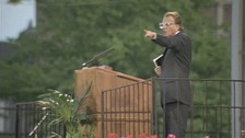 Billy Graham: Memories of his preaching in Norfolk