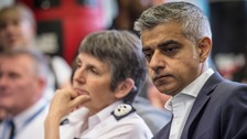 Sadiq Khan wants to increase council tax to help tackle knife crime and boost police numbers