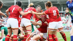Six Nations: Lisa Neumann to make first start for Wales