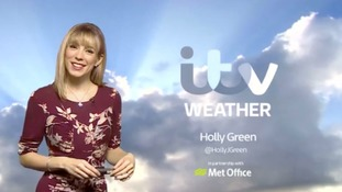 Thursday morning's weather for the west of the region