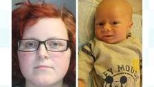 Mother jailed for life for murdering eight-week-old son