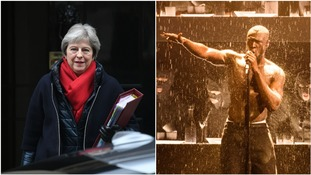 Number 10 says Theresa May 'absolutely committed' to Grenfell victims after Stormzy Brits criticism