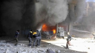 Ghouta has suffered many deaths.