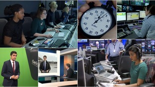 Dozens of talented journalists started their careers in ITV newsrooms around the UK.